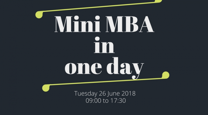 Mini MBA in One-day Workshop
