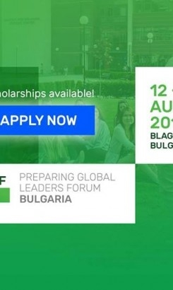 Preparing Global Leaders Forum Bulgaria
