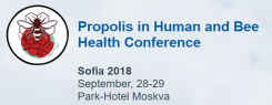 Propolis in Human and Bee Health Conference