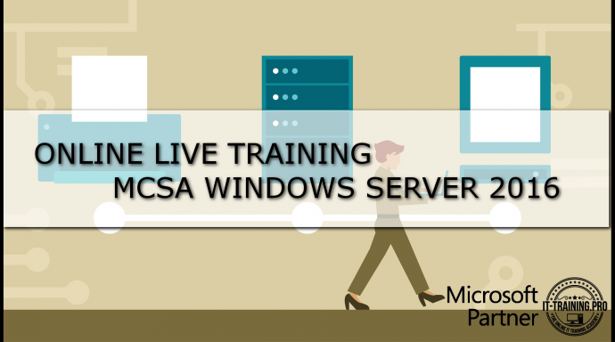 Microsoft Official Course 70-740 Installation, Storage and Compute with Windows Server 2016