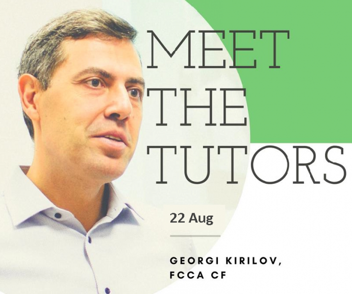 "Нетуъркинг ""Meet the Tutors"""