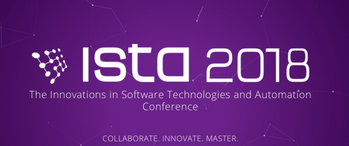 The Innovations in Software Technologies and Automation Conference