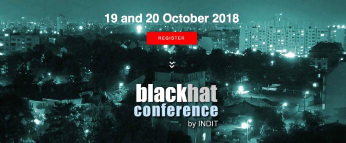 Indit Blackhat Conference 2018