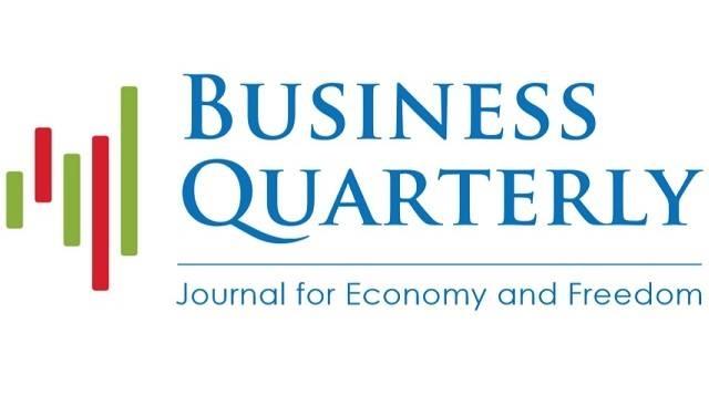 Представяне на второто издание на Business Quarterly