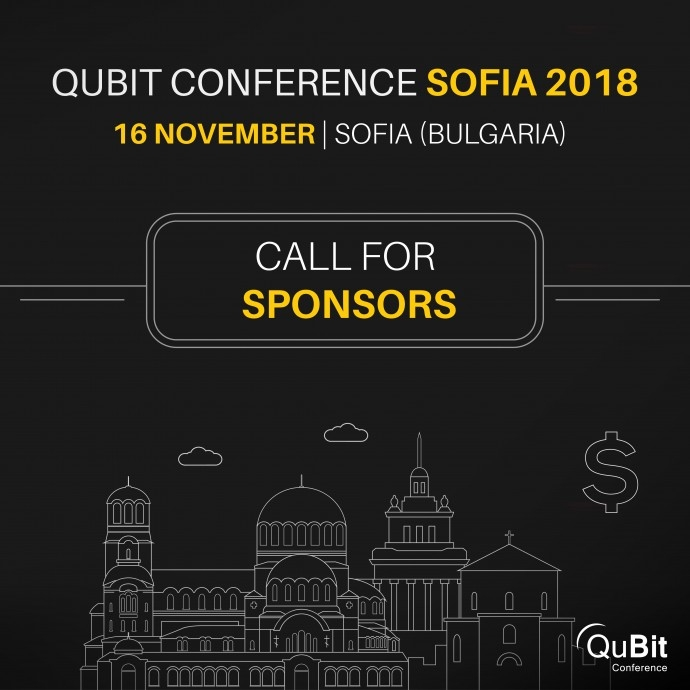 QuBit Conference Sofia 2018 – Cyber security community event