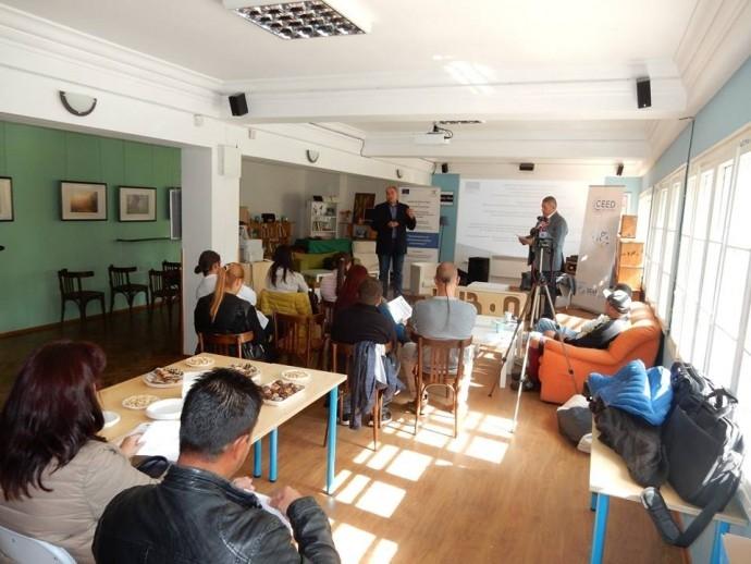 Информационен ден за създаване на бизнес и предприемачество в Ботевград