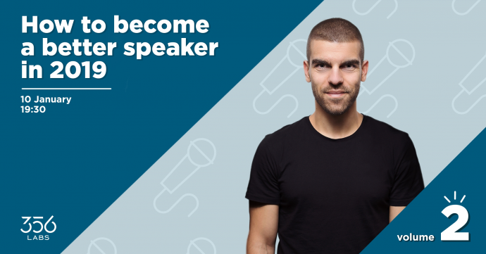 Seminar: How to become a better speaker in 2019 | Volume 2