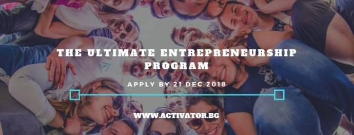 """Събитие """"ABLE Activator – The Cool New Program in Town (Info Session)"""""""