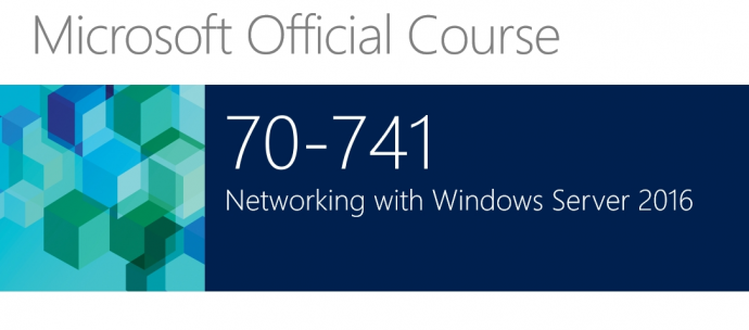 Microsoft Официален Курс 70-741 (20741) Networking with Windows Server 2016