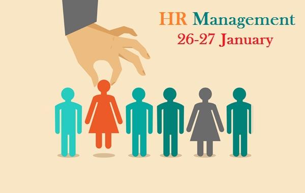 """Обучение """"HR Management"""""""