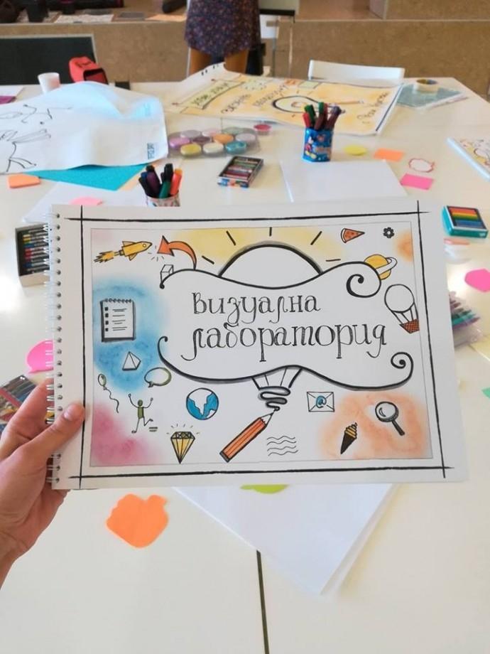 Визуална лаборатория – направете идеите си ярки и вдъхновяващи