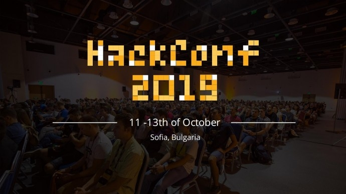 """Конференция """"HackConf 2019"""""""