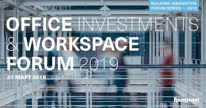 Office Investments & Workspace Forum 2019