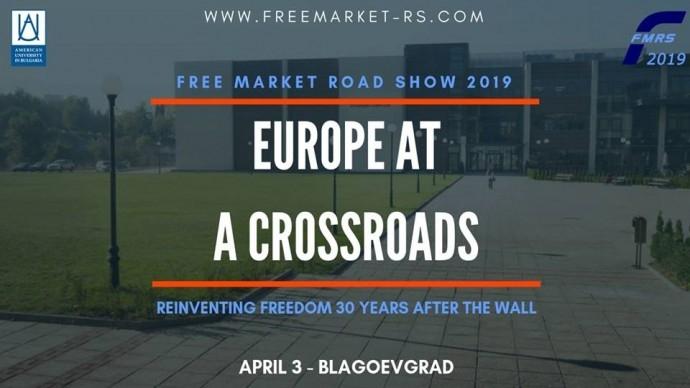 Free Market Road Show – Blagoevgrad 2019
