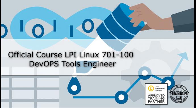 Курс Lpic-Ot Linux DevOps 701-100 Tools Engineer