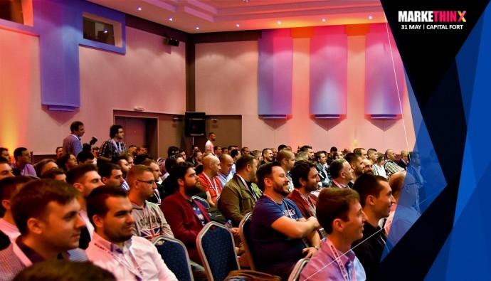 MarkeThinX CONF 2019 – Маркетинг Конференция, Дигитален Маркетинг, Онлайн Бизнес, Предприемачество