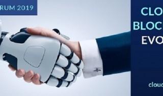 "Форум ""Перфектната буря: Cloud, AI and Blockchain Evolution"""