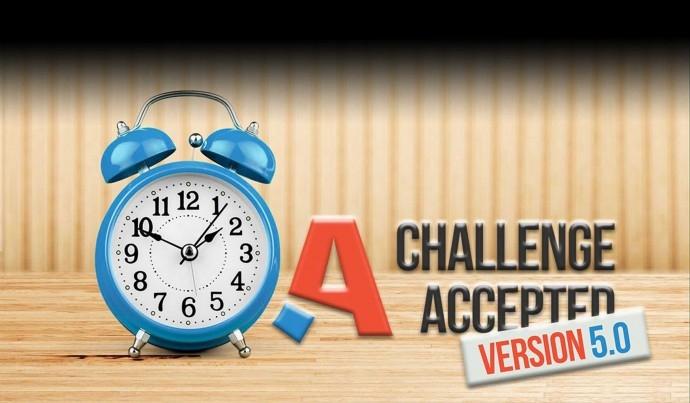 """Конференция """"QA: Challenge Accepted 5.0"""""""