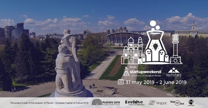 "Събитие ""Startup Weekend Varna"""