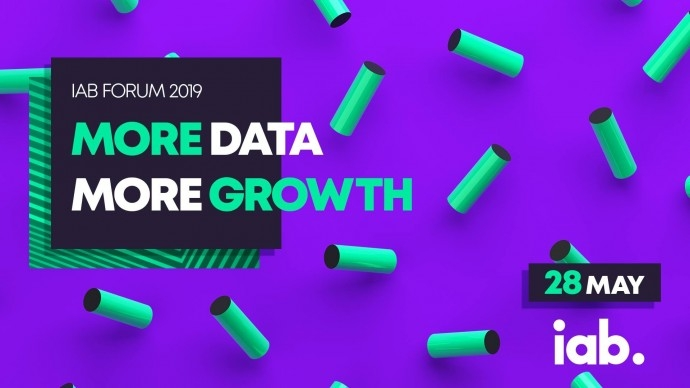 IAB Forum 2019: More data, more growth