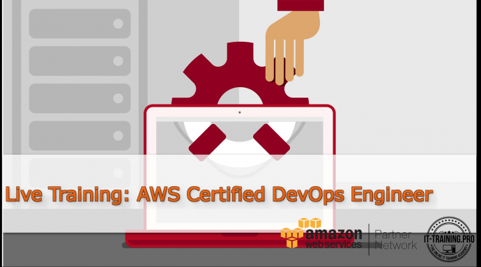 "Курс ""AWS Certified DevOps Engineer – Professional"""