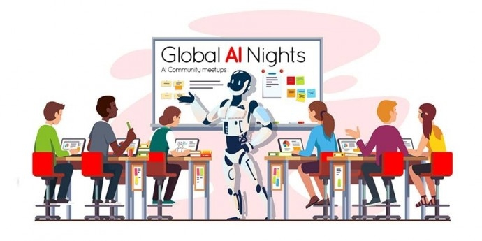 "Събитие ""Global AI Night Bulgaria September 2019"""