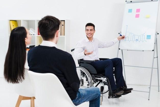 """Обучение """"Новости в изискванията за назначаване на хора с увреждания"""""""