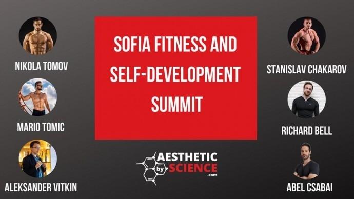 """Събитие """"Sofia Fitness and Self-Development Summit #3"""""""