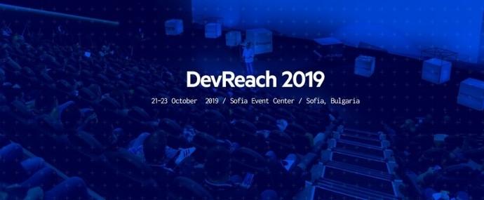 "Конференция ""DevReach 2019"""