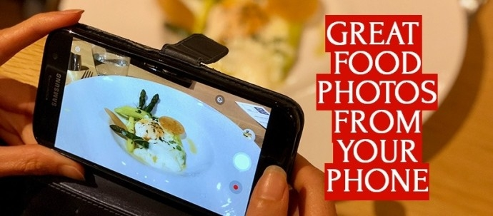 "Курс ""Great Food Photos from your Phone"""