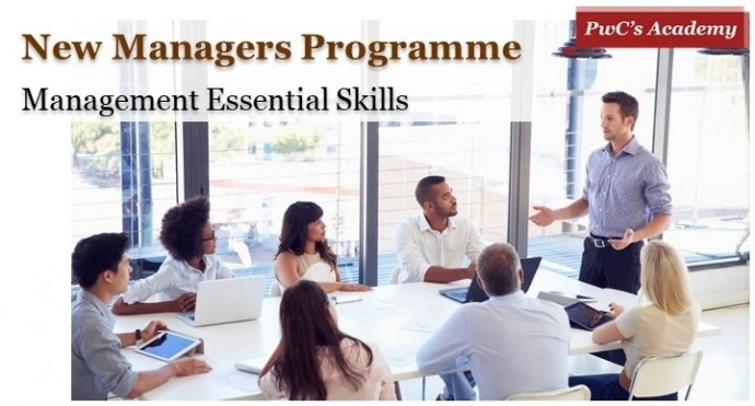 New Managers Programme