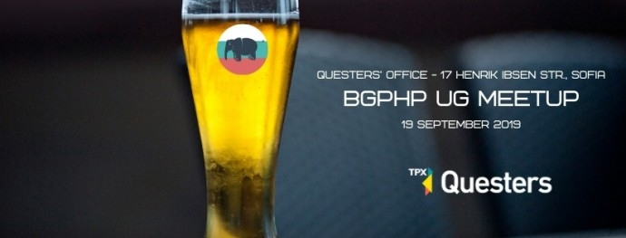 BGPHP UG Meetup – September