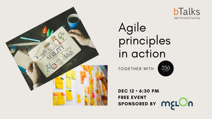 "Презентация ""Agile Principles in Action"""