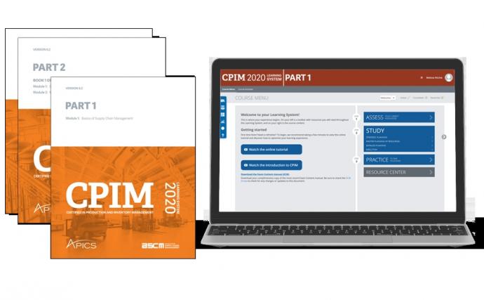 Обучение по APICS CPIM Part 2