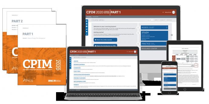 Обучение APICS CPIM Part 1 (Basics of Supply Chain Management)
