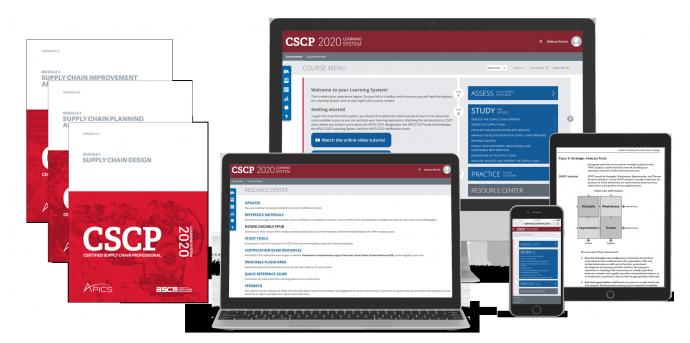 """Обучение """"APICS CSCP (Certified Supply Chain Professional) по """"външна"""" верига от доставки"""""""