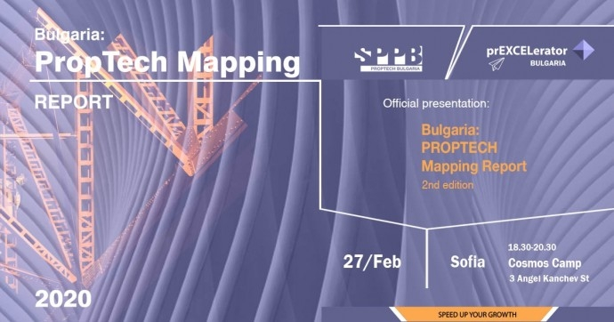 Official Presentation of BULGARIA: PROPTECH Mapping Report 2020 results