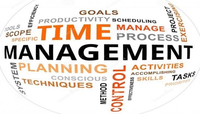 """Обучение """"Управление на времето и ефективността в работата"""""""