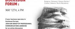 Opportunities & Alerts for Businesses in the Balkan Region Forum