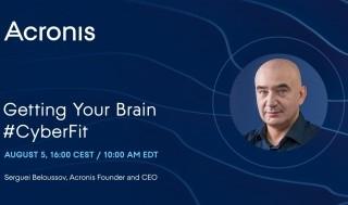Getting Your Brain #CyberFit Webinar