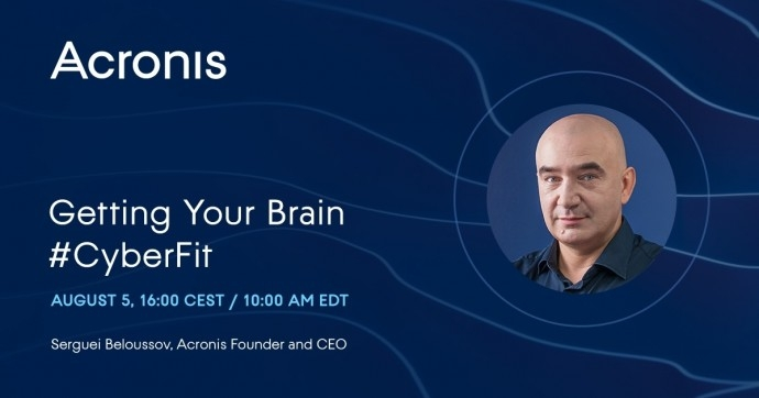 Getting Your Brain #CyberFit Webinar
