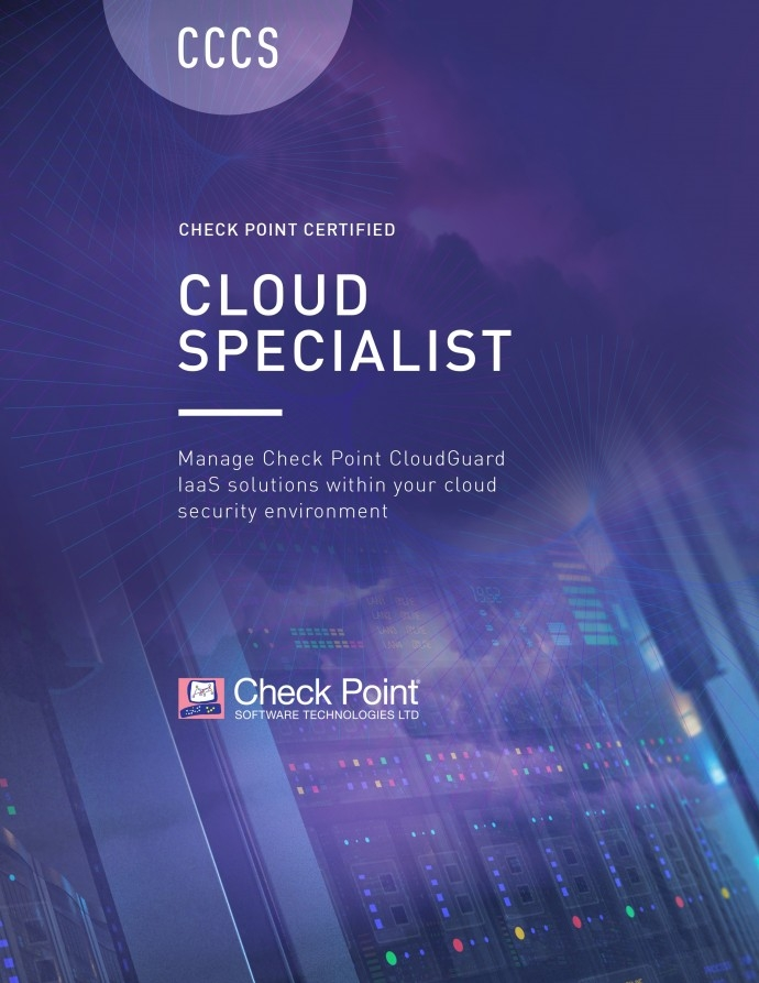 Course: Check Point Certified Cloud Specialist