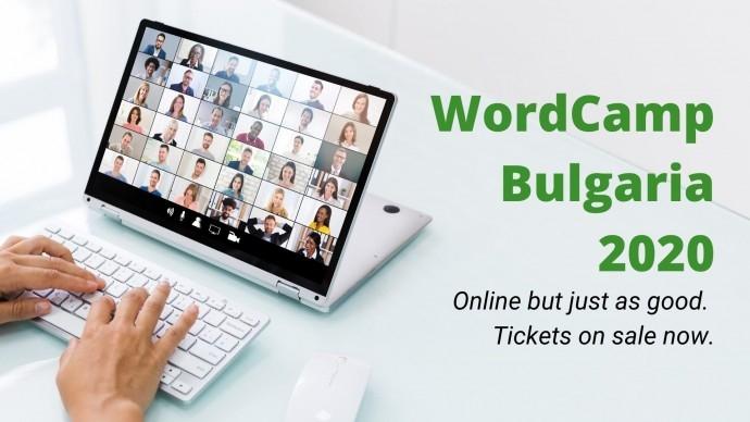 WordCamp Bulgaria 2020