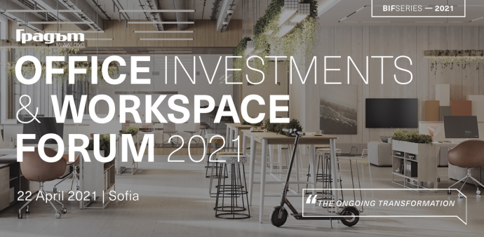 Office Investments & Workspace Forum 2021