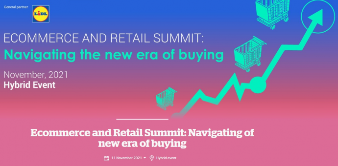 Ecommerce and Retail Summit: Navigating of new era of buying