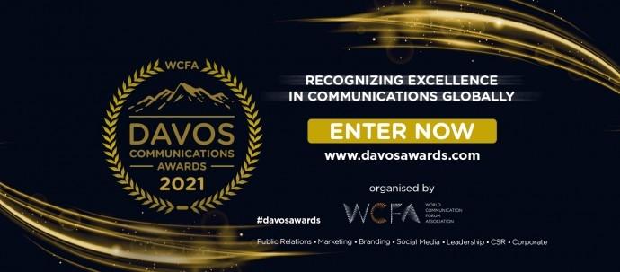 Davos Communications Awards 2021