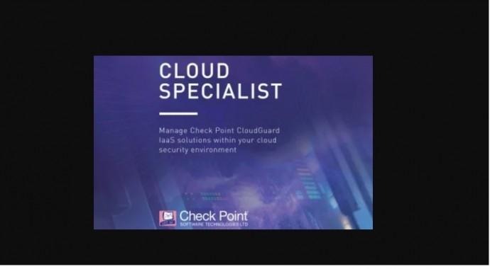 Check Point Certified Cloud Specialist (CCCS)