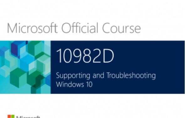 Supporting and Troubleshooting Microsoft Windows 10