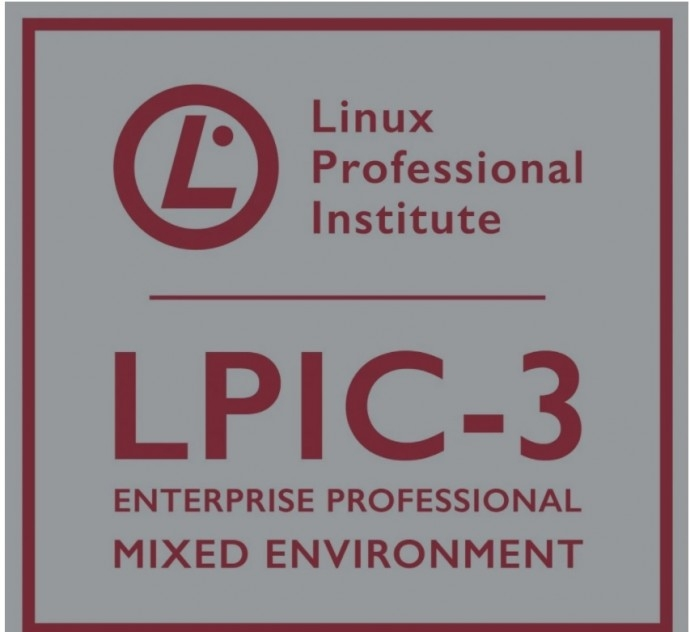LPIC-3 – Mixed Environment (Updated 2021)